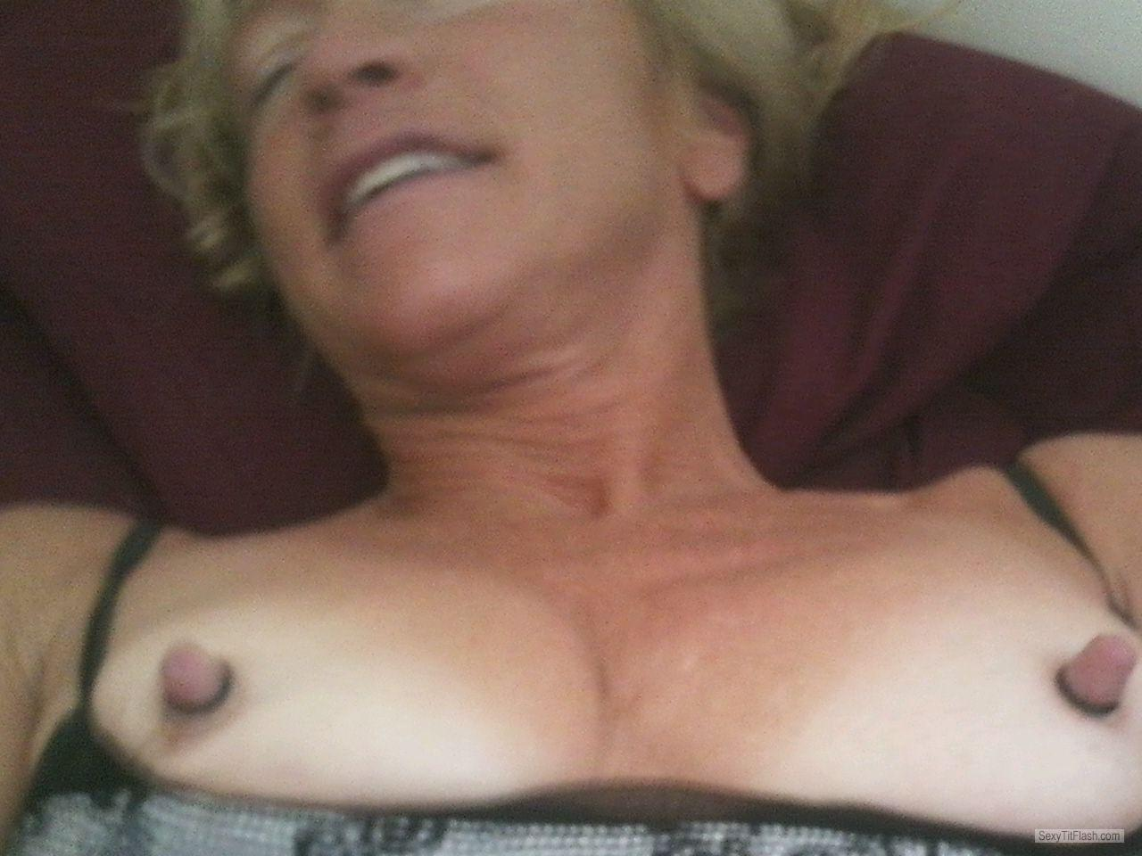 Small Tits Of My Wife Ccreemy
